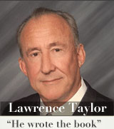 California DUI attorney Lawrence Taylor